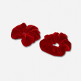 Velvet Scrunchies (Pack Of Two)